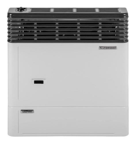 calefactor tiro balanceado ormay 5000 cal gas natural