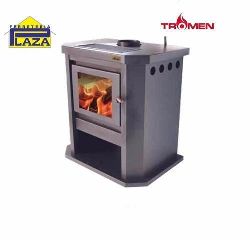 calefactor tromen modelo tr 12002 doble puerta