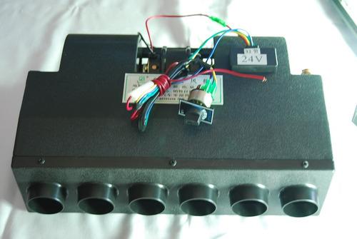 calefactor universal 12 v plastico