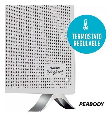 calefactor vitroconvector peabody nuevo garantía 2000w