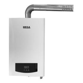 Calefón A Supergas Mega 10 L/m Tiro Forz + Válvula De Regalo