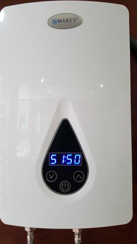 calefón eléctrico de 11kw de alta gama con 3 años de garantí