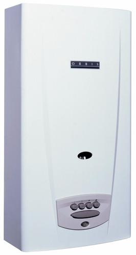 calefon orbis 20 l automático botonera 320bdo gas natural