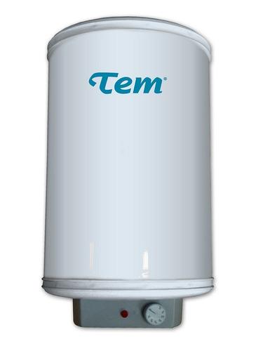 calefón termotanque tem 50 litros cobre