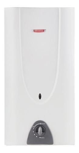 calefon universal 14 litros cu146 g/natural encendido manual
