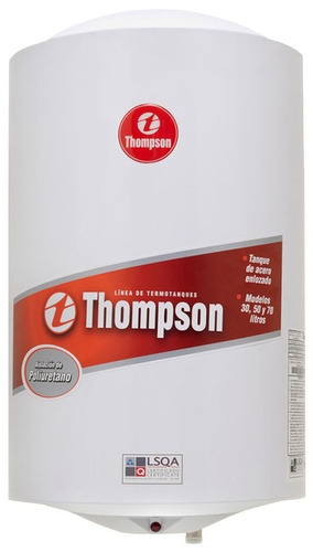 calefones james thompson 60 lts eficiencia energetica a pcm