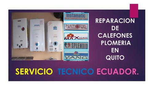 calefones/tumbaco/haceb sangolqui/quito/conocoto/cumbaya dom
