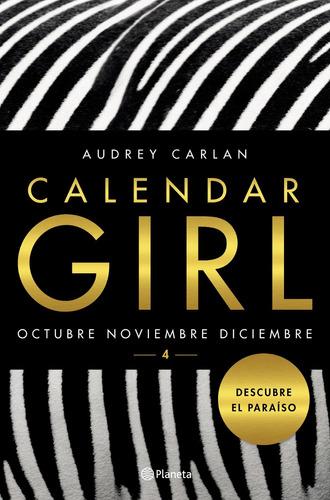 calendar girl 4  - audrey carlan