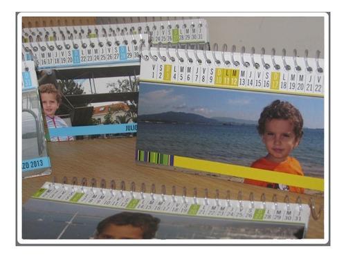 calendario 12 páginas personalizado!!!