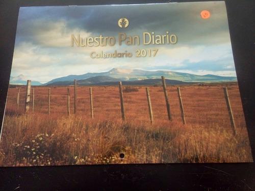 calendario 2017 nuestro pan diario