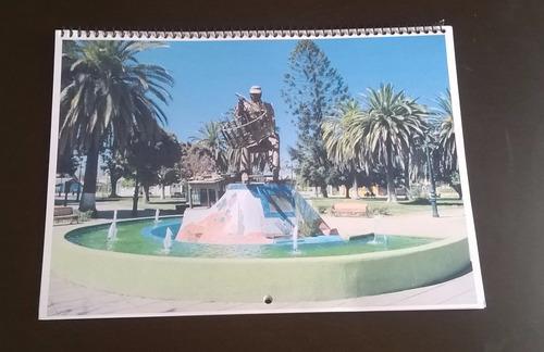 calendario 2018 anillado personalizado 13 fotos
