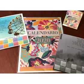 Calendario 2020 Pack Completo. Promoción Mitad De Precio!!