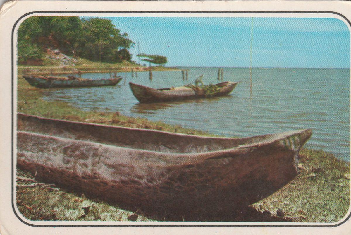 Calendario F2.Calendario Bolso 1974 Imagem De Pescadores F2