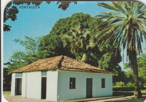 calendário bolso 1975 - imagem fortaleza - ceará - f3