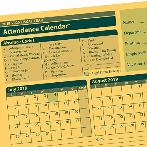 Calendrier Scolaire 20202019.Calendario Fiscal 2020
