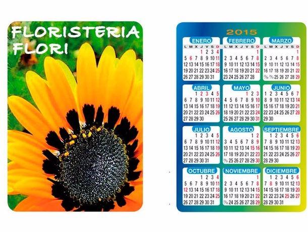 Calendario De Bolsillo 2019 Personalizados - $ 4.00 en ...