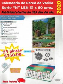 Calendario Zaragozano 2020.Calendarios Len 2017 N En Mercado Libre Mexico