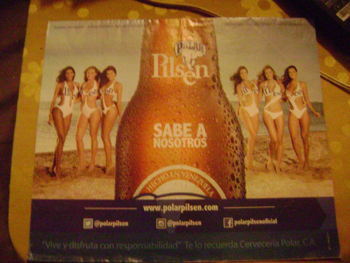 calendario de venezuela de la cerveza polar 2015