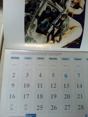 calendario el espacio d e1994