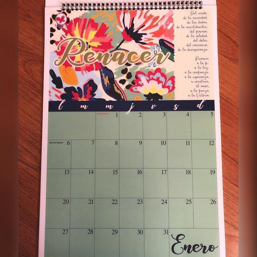 calendario grande 2020 promoción 2 x 1!!!