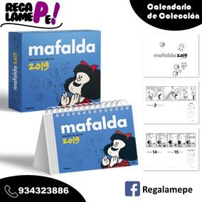 5c52512d1 Calendario De Escritorio Mafalda en Mercado Libre Perú