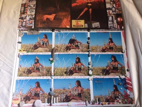 calendário pirelli 2009 serie 14672 fotografo peter beard