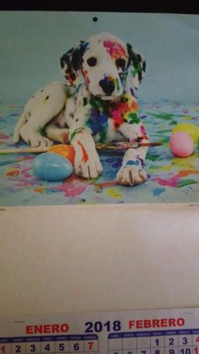 calendarios color tamaño 1/8 100 unidades - despacho gratis