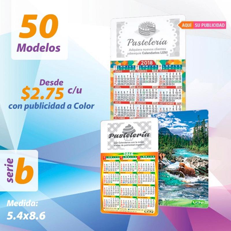 Calendario Serie B 18 19.Calendarios De Bolsillo 2020 Serie B Publicidad A Color