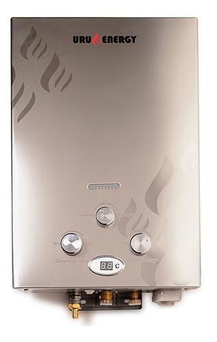 calentador a supergas instantáneo uruenergy 6 litros minuto