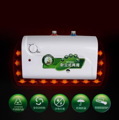 calentador agua electric