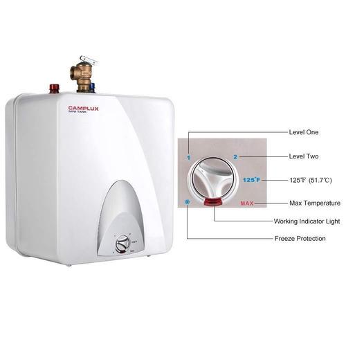 calentador agua eléctrico