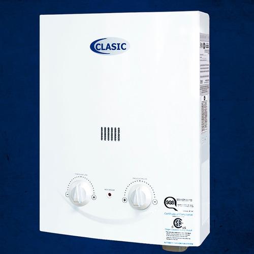 calentador agua gas
