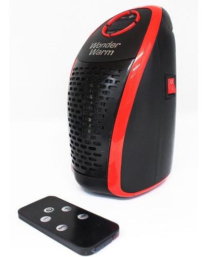 calentador ambiente calefactor graduable wonder warm + obseq