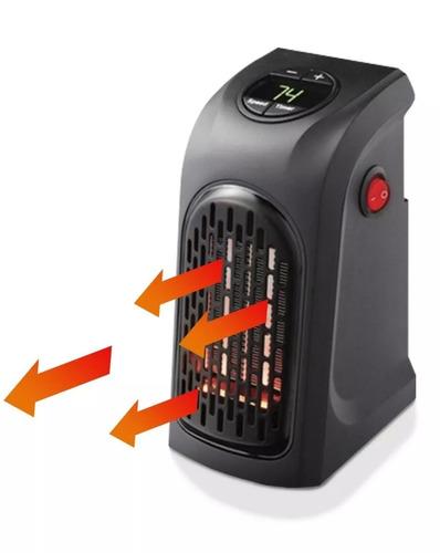 calentador ambiente electrico pared handy heater 400w