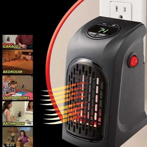 calentador ambiente para pared electrico handy heater bd-167