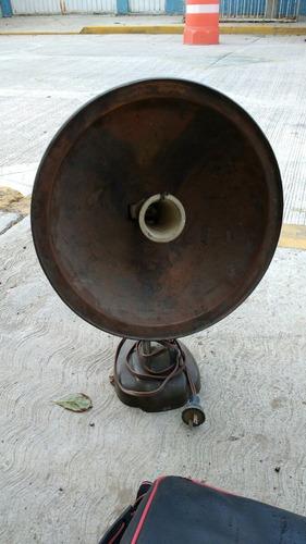 calentador antiguo funcionando