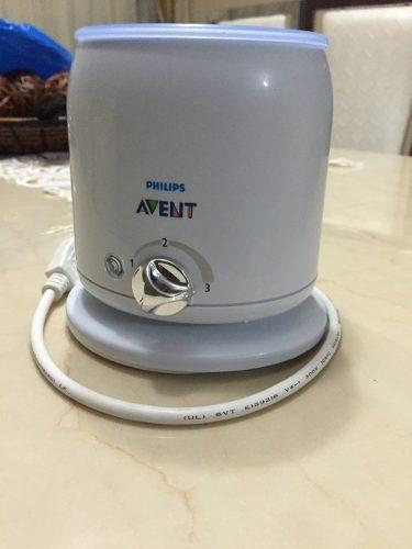 calentador avent electrico biberon y comida en caja