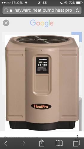 calentador caldera para albercas