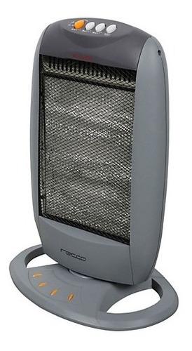 calentador calefactor eléctrico estufa halogeno oscilante