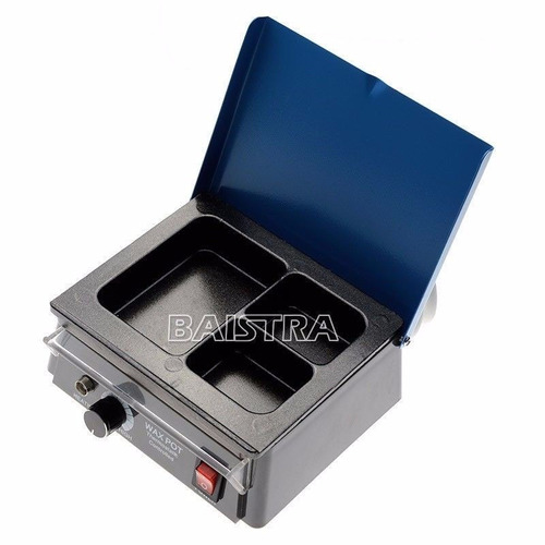 calentador cera electronico laboratorio dental odontologia