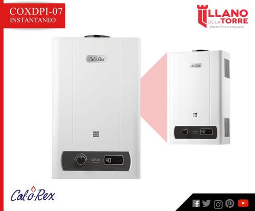 calentador coxdpi-07 b gen 2 gas l.p. 7 lts/min