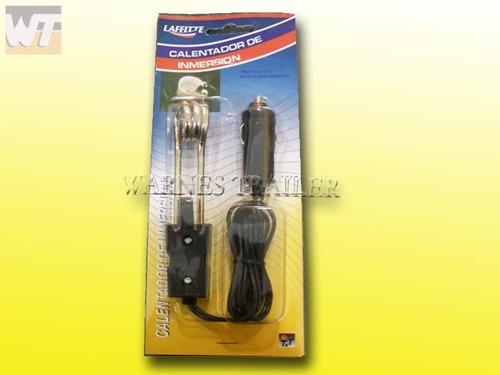 calentador de 12 volt de agua -auto- lancha-motor home