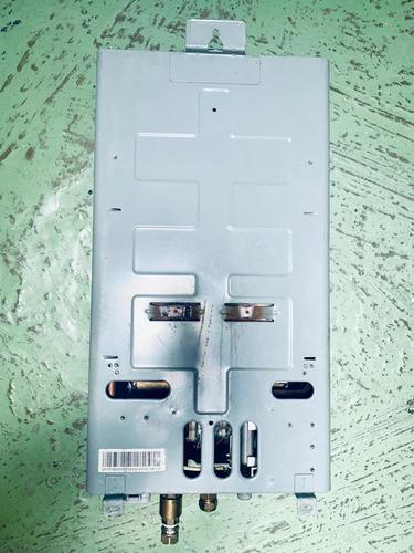 calentador de agua a gas automático haceb 10 litros -2 baños