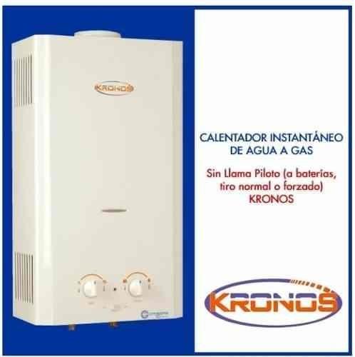 Calentador de agua a gas kronos 10ltr bs en - Calentador de agua de gas ...
