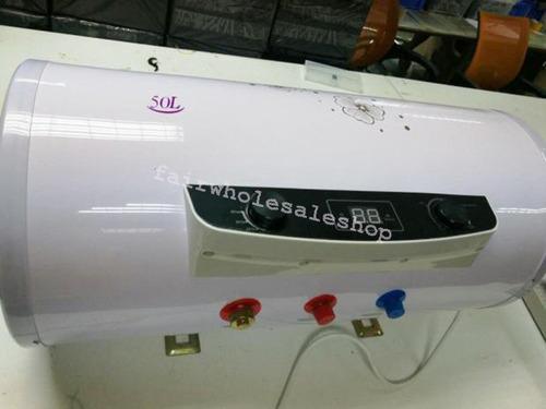 calentador de agua caliente eléctrico tanque grifo grifo de
