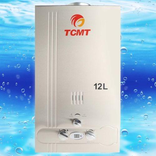 calentador de agua caliente instantáneo del calentador de a