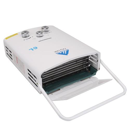 calentador de agua caliente portátil sin tanque de 2 gpm rv
