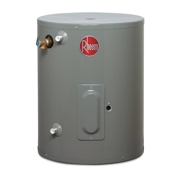 Calentador de agua el ctrico rheem de 20 galones 3 549 - Calentador de agua precios ...