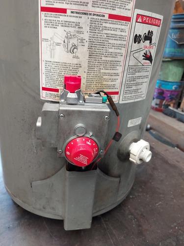 calentador de agua rheem lp de 152 litros