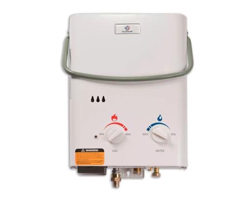 calentador de agua sin tanque portátil al aire libre eccote